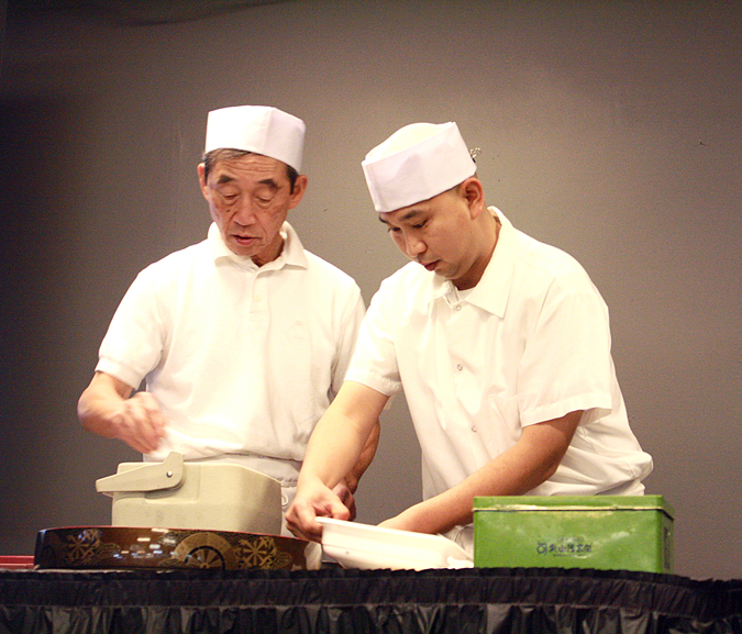 On sushi culture: Shiro Kashima | heoyeahyum.com