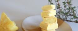 Lemon thyme marshmallows
