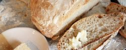 Sourdough yeast starter [infographic] and boule